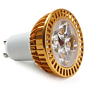 GU10 Focos LED MR16 4 LED de Alta Potencia 360 lm Blanco Cálido AC 85-265 V
