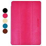 caso de cuero Weipa si DiscoveryBUY w / stand para iPad Mini 3, Mini iPad 2, iPad mini (colores opcionales)