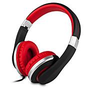 kanen i20 3,5 mm plegable de alta fidelidad estéreo más de auriculares para el control de volumen del micrófono iphone Samsung en línea