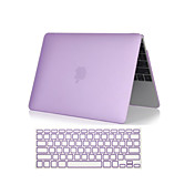 """2 en 1 caso cristalino suave al tacto de cuerpo completo con la cubierta del teclado para MacBook Air 11 """"/ 13"""" (colores surtidos)"""