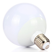 12W E26/E27 LED 글로브 전구 A50 12 SMD 2835 1000 lm 따뜻한 화이트 / 차가운 화이트 장식 AC 85-265 V 1개