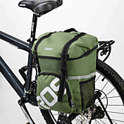 ROSWHEEL® Bolsa para Bicicleta 15LBolsa Maletero/Bolsa Lateral / Bolsa de hombro Impermeable / A Prueba de Golpes / Listo para vestir