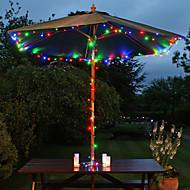 22M Solar Power 200 LED Fairy String Light lamp Xmas Party Wedding Decor Garden