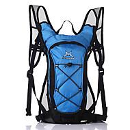 자전거 가방 15L하이킹 배낭 / 하이드레이션 팩 & 물병 빠른 드라이 / 착용할 수 있는 / 통기성 싸이클 가방 420D 나일론 싸이클 백 캠핑 & 하이킹 / 사이클링 41*27*3