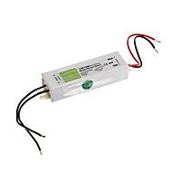 0.83a 10w DC 12V til AC 90-250V vandtæt jern elektronisk LED driver