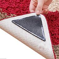 8 darab csodálatos újrahasznosítható mosható háromszög csúszásmentes csúszásgátló szőnyeg grippers szőnyeg szőnyeg matricák