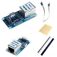 ENC28J60 Ethernet LAN moduuli AVR / LPC / STM32 ja tarvikkeet arduino