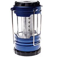 tartomány 10 m-es kültéri kemping 12 LED-es kis lógó lámpa akkumulátor típus 3 * AA elem (nem tartozék)