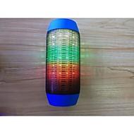 Vezeték nélküli Bluetooth hangszóró 2.1 CH Hordozható Szabadtéri Támogatott külső memóriakártya Support FM Támogatás usb disk LED fény