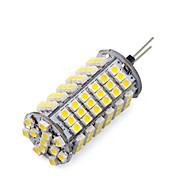 9W G4 LED-maïslampen T 102 SMD 3528 1200 lm Warm wit / Koel wit DC 12 V 1 stuks