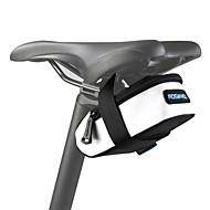 Rosewheel 자전거 가방 0.5L자전거 새들 백 방수 방수 지퍼 착용 가능한 충격방지 싸이클 가방 싸이클 백 사이클링/자전거 캠핑&등산