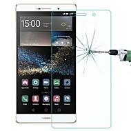 explosieveilige premium gehard glas filmdoek beschermkap 0,3 mm gehard membraan boog voor Huawei p8 max