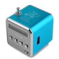 Regał głośników komputerowych 2.1 Przenośny / Obuwie turystyczne / Obsługa karty pamięci / Wsparcie FM / Mini