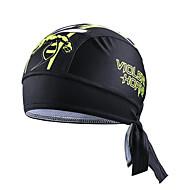 Καπέλο ποδηλασίας Καπέλα Μπαντάνες ΠοδήλατοΑναπνέει Γρήγορο Στέγνωμα Υπεριώδης Αντίσταση Κατά των εντόμων Αντιστατικό Περιορίζει τα
