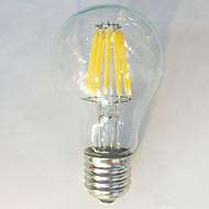 1 τμχ kwbled E26/E27 10W / 12W 12 COB 1050 lm Θερμό Λευκό / Φυσικό Λευκό A60(A19) edison Πεπαλαιωμένο LED Λάμπες Πυράκτωσης AC 220-240 V