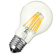 1 stuks Marsing E26/E27 8W 8 COB 600-700lm lm Warm wit / Koel wit Verzonken ombouw edison Vintage LED-gloeilampen AC 85-265 V