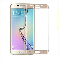 zxd 9h 3d teljes hajlított képernyő védő edzett üveg fólia Samsung Galaxy s6 szélén
