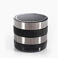 Hordozható Bluetooth V3.0 Super Bass hangszóró / TF MP3 / AUX / kihangosító