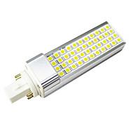 1kpl e14 / e27 / g23 / g24 44smd 5050 12w 900-1000lm lämmin valkoinen / valkoinen koriste ac85-265v led maissi valot