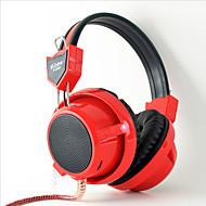 Kubite T-K02 Kuulokkeet (panta)ForTietokoneWithMikrofonilla / Äänenvoimakkuuden säätö / Gaming / Kohinanpoisto