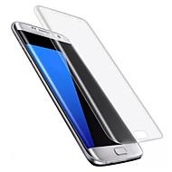 TPU High Definition (HD) Robbanásbiztos Ultravékony Kijelzővédő fólia KarcolásvédőScreen Protector ForSamsung Galaxy Galaxy S7 edge