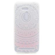 Dla asus zb551kl zb452kg różowy wzór słonecznika wysoki przepuszczalność tpu materiał obudowa telefonu