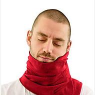 Poduszka podróżna Oddychalność Nie przewodzącye prądu Antybakteryjny na Akcesoria podróżne do spaniaBlack Gray Czerwony