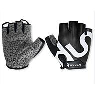 BOODUN® Sporthandschuhe Damen Herrn Fahrradhandschuhe Winter Fahrradhandschuhewarm halten Antirutsch Stoßfest Atmungsaktiv Wasserdicht
