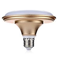 E27 10w 1000lm super brilhante 3 lâmpadas anti-ufo levou bulbo lâmpadas de economia de energia luz branca (ac 85-265v)