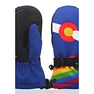 Ski-Handschuhe Vollfinger Damen / Herrn / Kinder Sporthandschuhewarm halten / Antirutsch / Wasserdicht / Winddicht / Schneedicht /