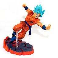 애니메이션 액션 피규어 에서 영감을 받다 드레곤볼 Son Goku PVC 14 CM 모델 완구 인형 장난감