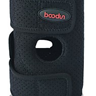 Kniebandage für Laufen Klettern Badminton Basketball Radfahren / Fahrrad Unisex Berufs Einstellbar Videokompression Dehnbar Schützend