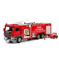 Feuerwehrauto Spielzeuge Auto Spielzeug 01.50 Metall ABS Plastik Rot Model & Building Toy