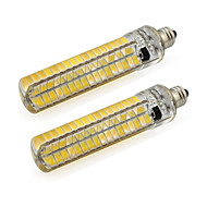 5W E11 TL-lampen TL 136 SMD 5730 500 lm Warm wit Koel wit V 2 stuks