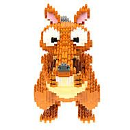 Τουβλάκια για δώρο Τουβλάκια Μοντελισμός & Κατασκευές Σκίουρος Χαρακτήρας κινηματογράφου Πλαστικό 14 χρονών & Πάνω Γκρίζο Κάμελ Παιχνίδια