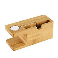 Apple-telefoon horloges oplaadbare stent cradle bracket voor Apple horloge telefoon stand beugel hout stents