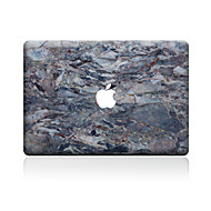 1 szt. Odporne na zadrapania Marmur Przezroczysty plastik Naklejka na obudowę Wzorki NaMacBook Pro 15'' with Retina MacBook Pro 15''