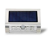 ηλιακό PIR αισθητήρα κίνησης 9 LEDs φως τοίχο υπαίθρια φώτα ασφαλείας φώτα της νύχτας