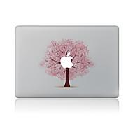 1 db Karcolásvédő Virág Átlátszó szintetikus Matrica Minta MertMacBook Pro 15'' with Retina MacBook Pro 15 '' MacBook Pro 13'' with