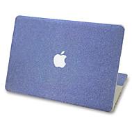 1 db Karcolásvédő Egyszínű Átlátszó szintetikus Matrica Csillogó Minta MertMacBook Pro 15'' with Retina MacBook Pro 15 '' MacBook Pro