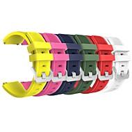 6 τεμάχια για τα εργαλεία της Samsung s3 frontier / s3 κλασική ταινία αντικατάστασης ζώνη ιμάντα μαλακή σιλικόνης watchband wristband