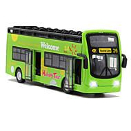 Vehicul cu Tragere Autobuz Aliaj Metalic