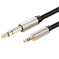 UGREEN 3.5mm의 오디오 잭 케이블, 3.5mm의 오디오 잭 to 6.35mm 케이블 Male - Male 8.0M (26Ft)