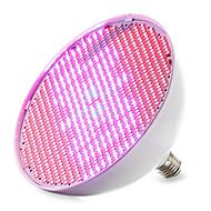 E27 LED-kweeklampen 800 SMD 3528 4000-5000 lm Rood Blauw V 1 stuks