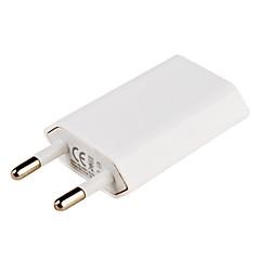 eu plug usb adapter ładowarki przenośna ładowarka domowa 5v 0.5a do telefonu komórkowego dla iPhone 8 7 samsung galaxy s8 s7