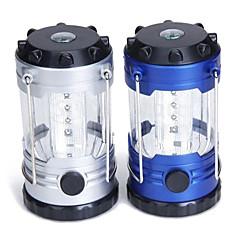 LED Fenerler Fener ve Çadır Lambaları Avuçiçi Fenerleri LED 120 Lümen 1 Kip - 14500 AA Su Geçirmez Taktik Süper Hafif