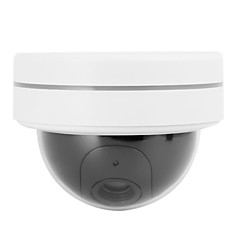 Realistisen näköinen Fake liiketunnistin Dome Home Dummy Camera