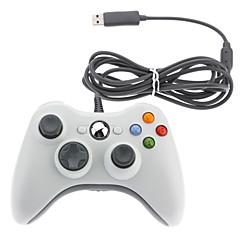 Ενσύρματο USB Game Pad Controller για το Microsoft Xbox 360 Slim & υπολογιστή με Windows