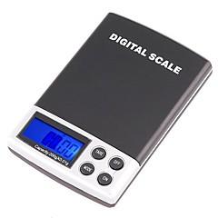 200g x 0.01g Mini Digital Ékszer Pocket gramm méretű LCD