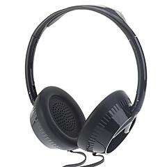 KE-500 stereo hoofdtelefoon voor Computer / Media Player (Wit, Zwart)